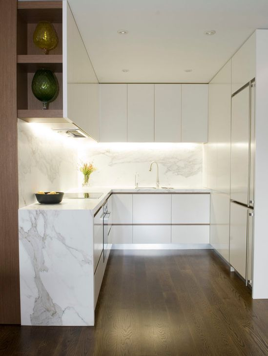 Apartment Interior Fitout   Modern   Kitchen   Sydney   By Bayview Design  Group Australia