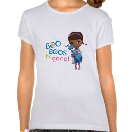 Doc McStuffins and Stuffy - Boo Boos Be Gone Tshirts