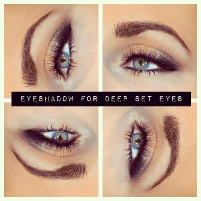 Best 25+ Deep set eyes makeup ideas on Pinterest | Deep set eyes ...
