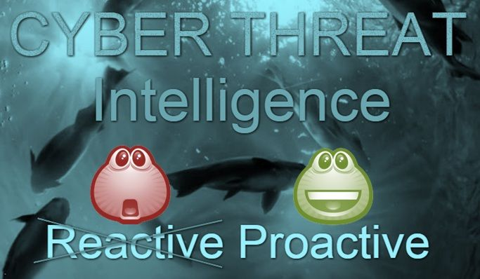 Cyber Threat Intelligence – A Protective Approach #cyberthreats