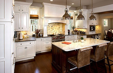 Showplace Inset Cabinets   Traditional   Kitchen   Other Metro   Showplace  Wood Products