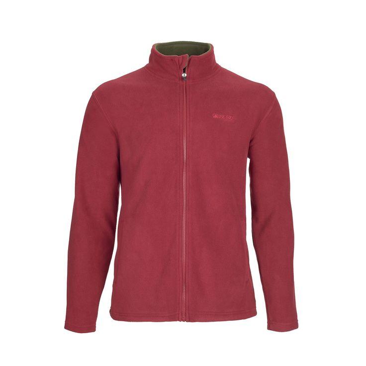 A basic but efficient and versatile full zip polar fleece for everyday wear.