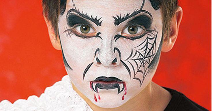 die besten 25 vampir schminken ideen auf pinterest halloween makeup zombie zombie prom und. Black Bedroom Furniture Sets. Home Design Ideas