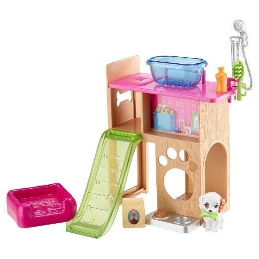 Barbie Pet Room & Accessories Playset ~ New! #Barbie