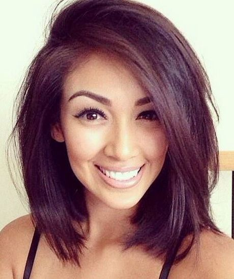 womens hairstyles for round faces