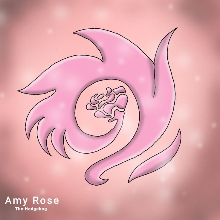 Amy Rose Symbol