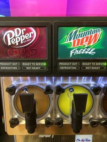 dr pepper icee machine - Google Search