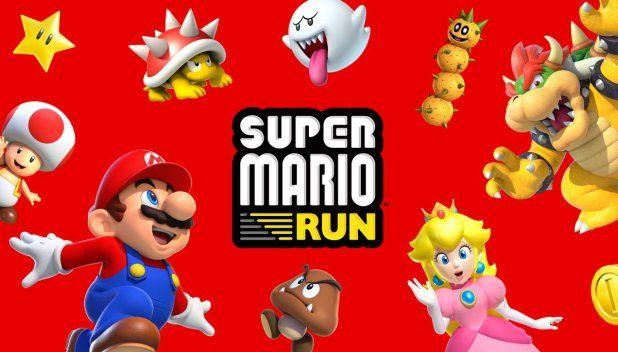 Nintendo no se preocupa por el lanzamiento de Super Mario Run en Android