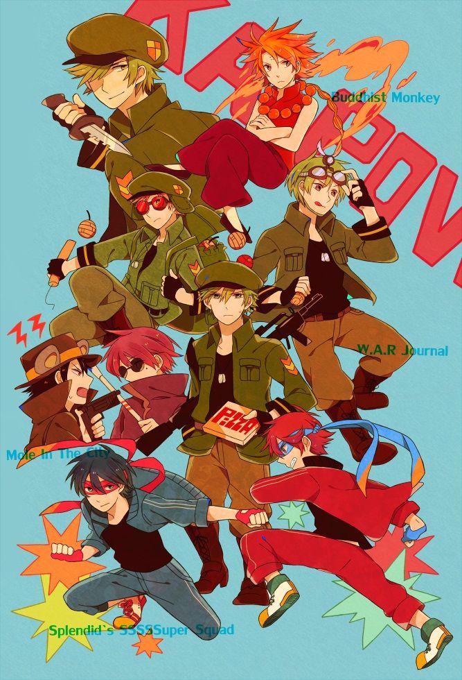 anime zero chan Tags Anime, Happy Tree Friends, The