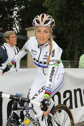 Pauline Ferrand-Prevot #procycling #procyclingwomen #cycling