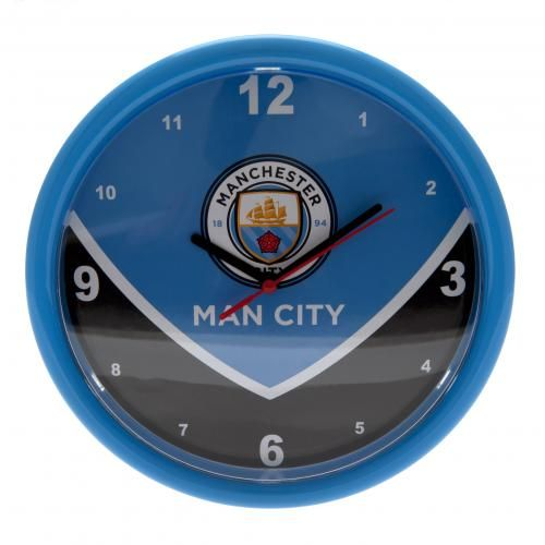 Manchester City FC Wall Clock SW