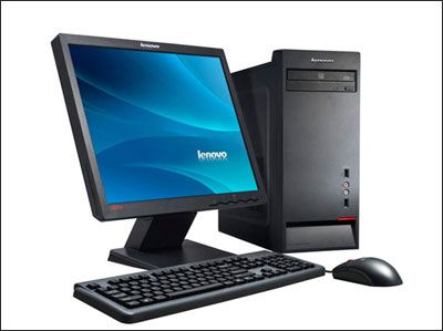 Lima Benua :: Products - Lenovo M4350
