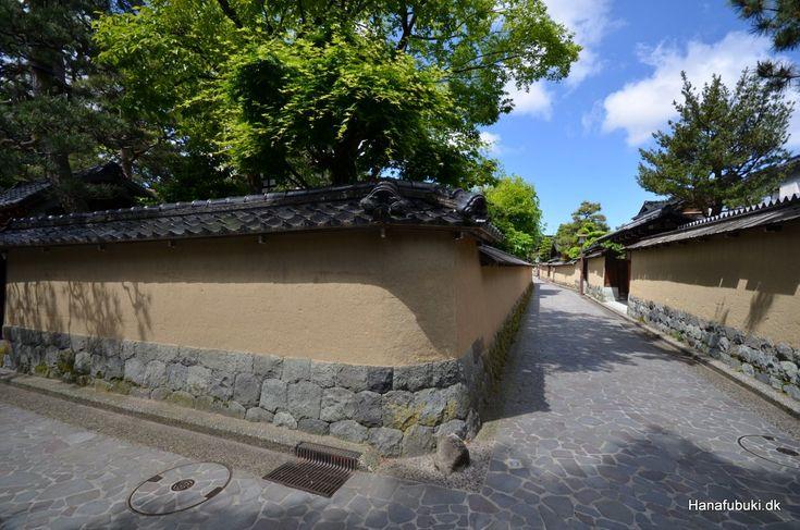 Samurai district, Kanazawa