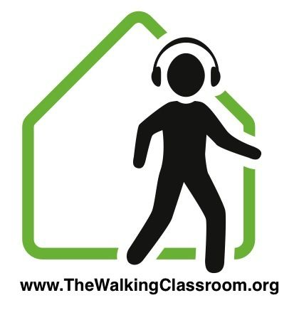 Students in the The Walking Classroom program listen to entertaining and educational standards-aligned podcasts while they walk. Different learning styles are addressed, and all students return to the classroom in brighter moods with oxygenated brains that are better able to focus.