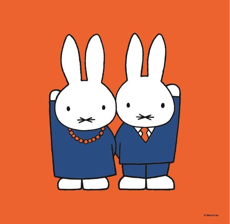 Miffy's mum and dad