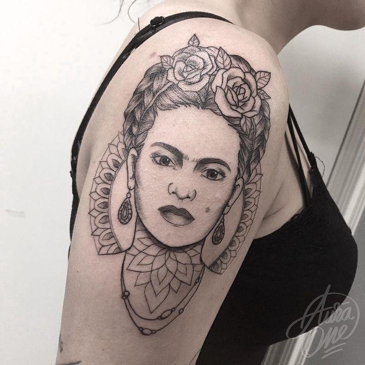 307 Best Images About Frida Kahlo Tattoo On Pinterest