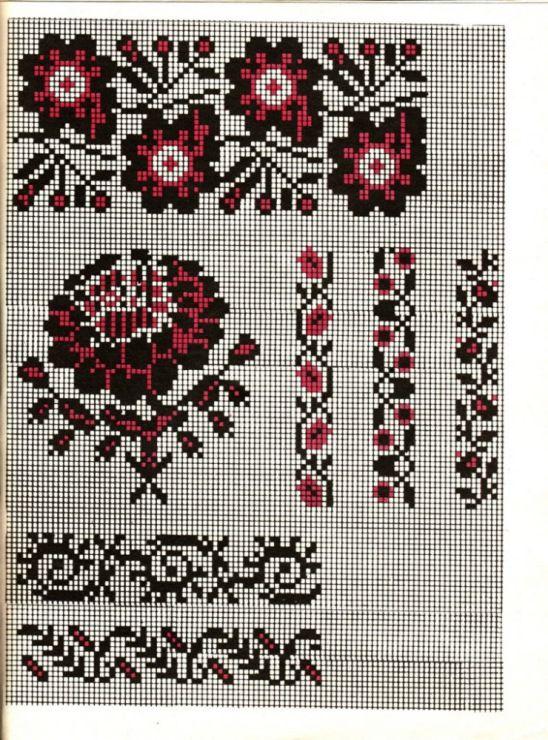 Gallery.ru / Фото #7 - 155 знаков украинской стародавней вышивки - vimiand