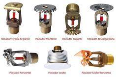 Rociadores contra incendios | Extintores Eivar