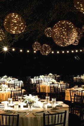 Ideas para bodas al aire libre Más