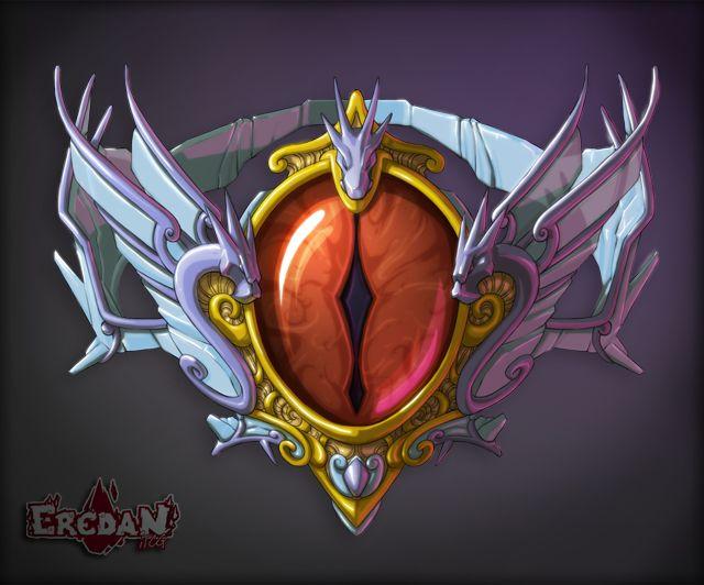 Oeil du Dragon ♠ Eredan ITCG by H0TBL00D