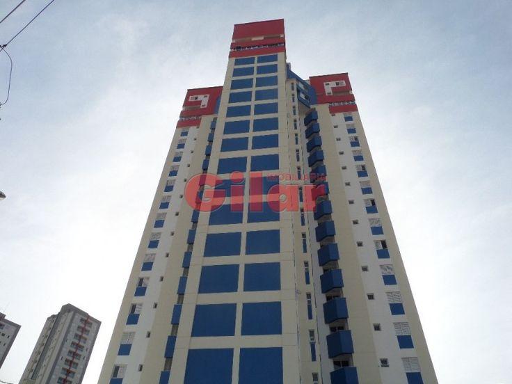 Imobiliária Gilar - Imovel: IMÓVEL EM RUA ASFALTADA, EM ALVENARIA E PORCELANATO, COM 1 DORMITÓRIO COM ARMÁRIOS, 1 SALA PARA DOIS AMBIENTES, SENDO ESTAR E TV COM PAINEL, 1 COZINHA AZULEJADA E PLANEJADA, COM ARMÁRIOS E GABINETE, 1 WC SOCIAL COM BOX BLINDEX, ÁREA DE SERVIÇO, CHURRASQUEIRA, FITNESS, SALA DE JOGOS, SALÃO DE FESTAS, ELEVADOR, ESCADAS, GÁS ENCANADO, PORTARIA 24HRS, ALARME, PORTÃO AUTOMÁTICO, INTERFONE, 1 VAGA DE GARAGEM COBERTA. ÁREA ÚTIL: 38M² - ACEITA FINANCIAMENTO - VILA…