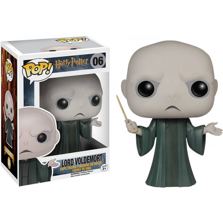 Figurine Pop! Harry Potter Voldemort