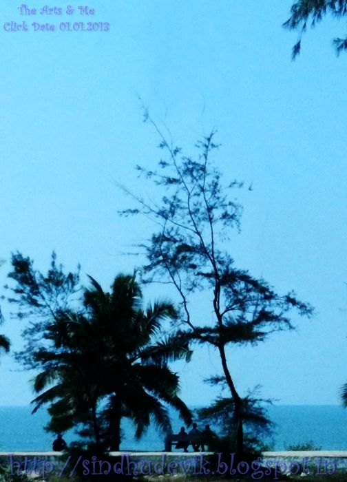 #maravanthe #beach more #photographs @ http//:sindhudevik.blogspot.in