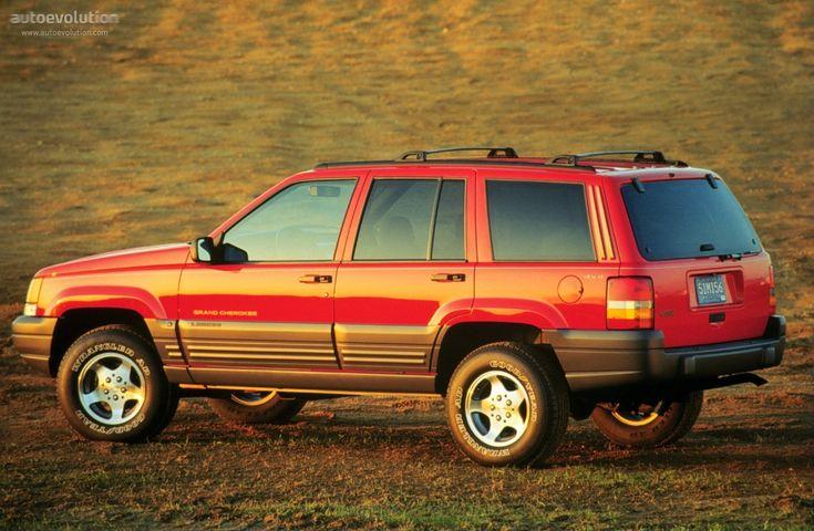 JEEP Grand Cherokee - 1993,