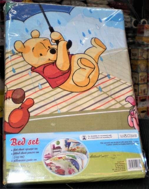 Winnie The Pooh Lenzuola.Lenzuola Singole W Pooh Spiderman Lenzuola 1 Piazza Winnie The