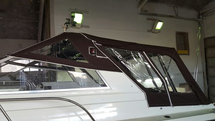 Birchwood 34 boatcover