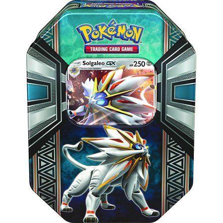 Image result for walmart pokemon tin box gx