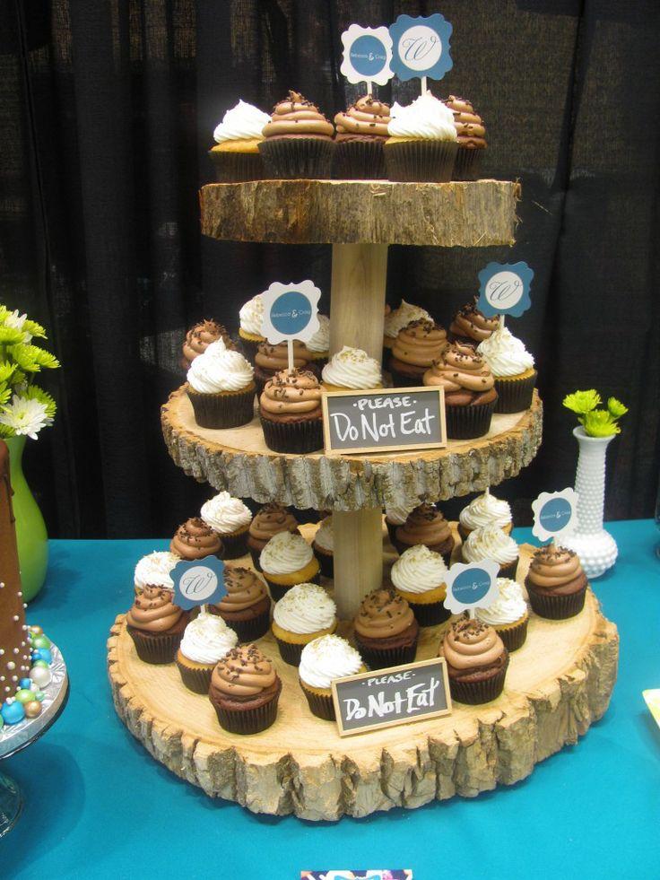 17 best images about wood cake stand on pinterest rustic. Black Bedroom Furniture Sets. Home Design Ideas