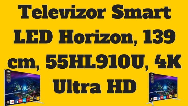 Televizor Smart LED Horizon 55HL910U - Horizon 55HL910U