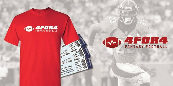 4for4's NFL Tickets + T-shirts Giveaway https://wn.nr/FKTRBL