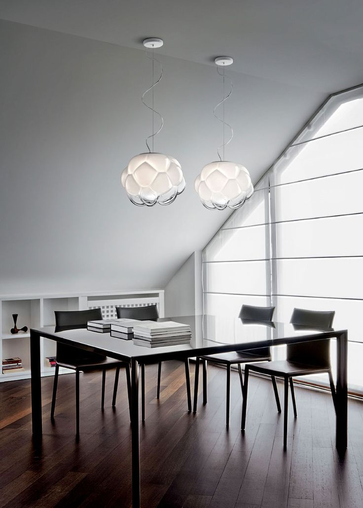 F21 Cloudy chandelier - Fabbian Illuminazione