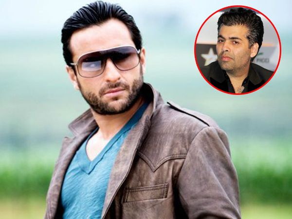 Saif Ali Khan was approached for a special appearance in Karan Johar's 'Ae Dil Hai Mushkil' but he couldn't do the film. Read the story to know why?