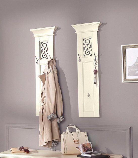 Garderobe Arabeske Im 2er Set Garderobenpaneel Garderobe Und