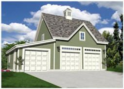 111 best images about garage workshop ideas on pinterest for Collector car garage plans