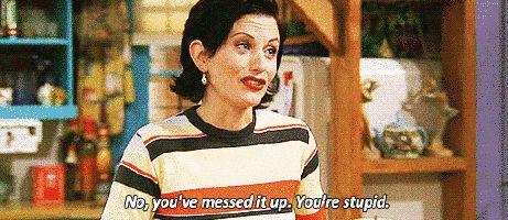 18 Reasons Monica Geller Is Actually A Desi Aunty