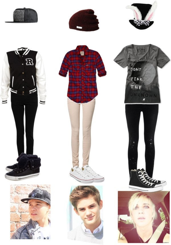"""""""Dana, Cole, and Dalton outfit"""" by fallingstarsshine ❤ liked on Polyvore"""