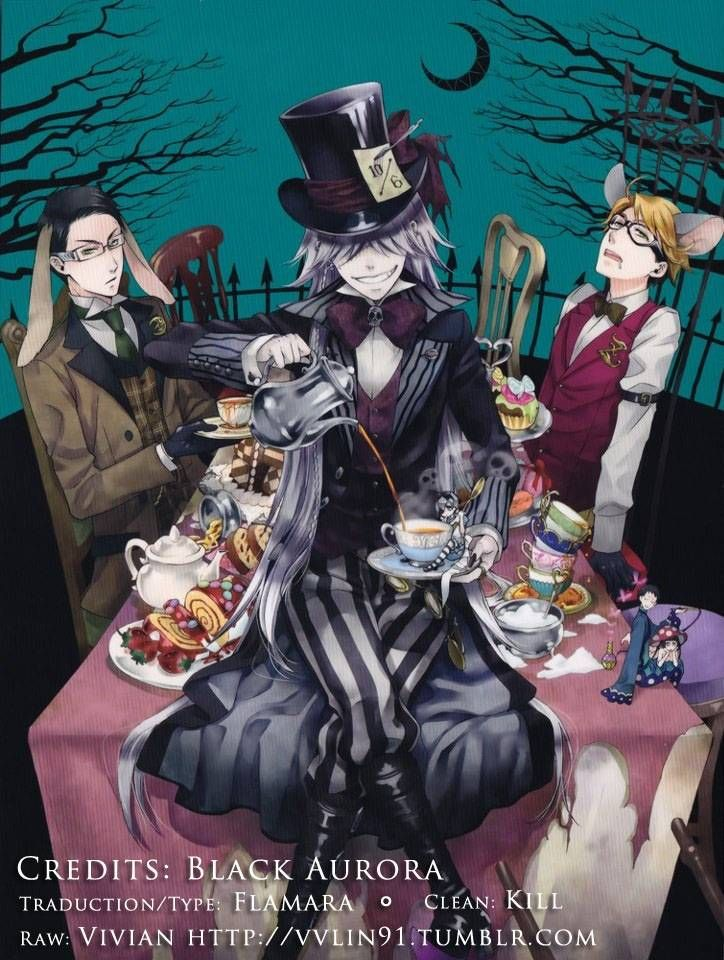 Black Butler - Le majordome, en immersion - 27