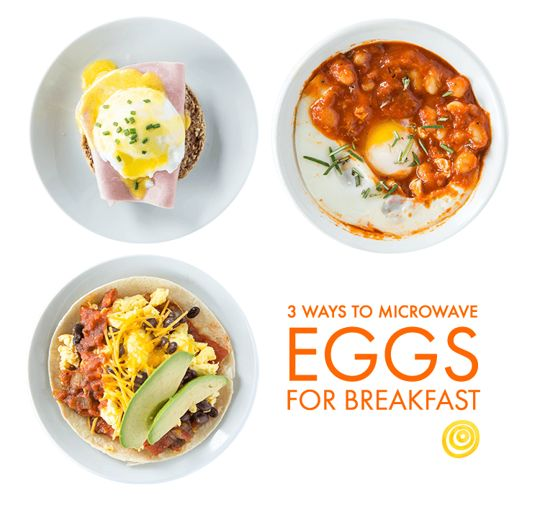 3 Ways to Microwave Eggs for Breakfast — Breakfast Ideas from The Kitchn