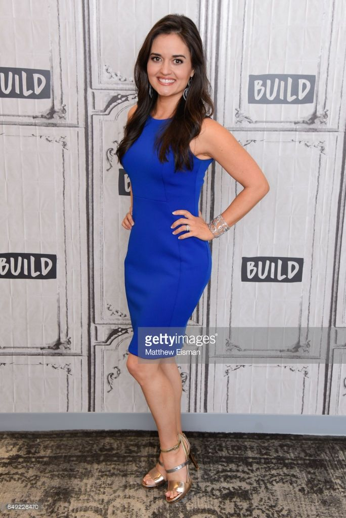 Actress Danica McKellar attends Build Series Presents Danica McKellar discussing 'Goodnight Numbers' at Build Studio on March 7, 2017 in New York City.