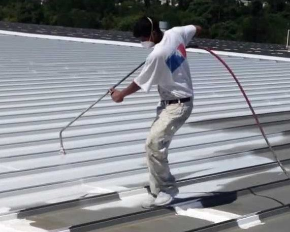 Good How Does Elastomeric Roof Coating Increase Roof Life?  Http://commercialpaintingservices24.