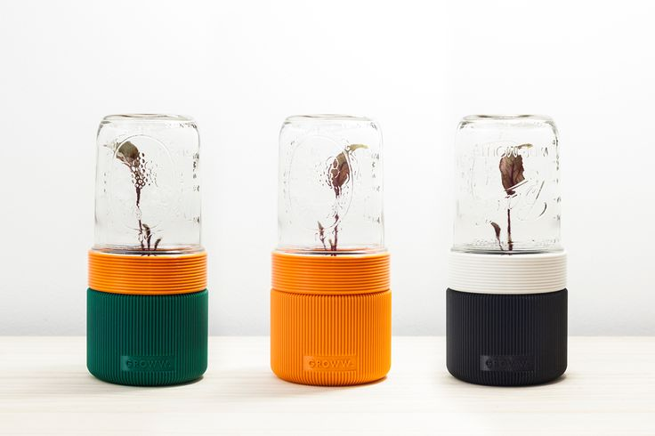 GROWW. - the minimal greenhouse on Industrial Design Served