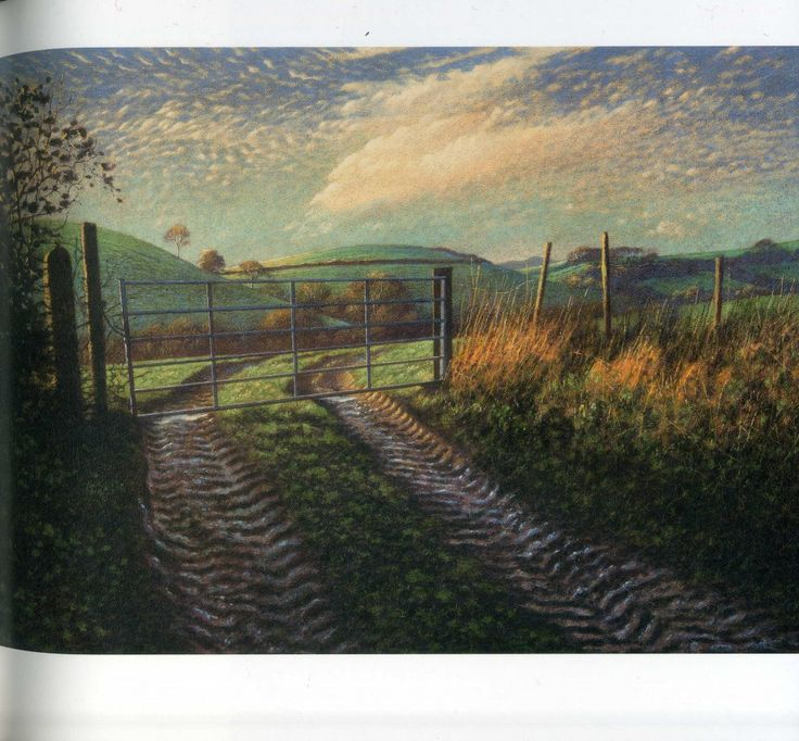 There never was a finer day - Edward Thomas' poetry with paintings by James Lynch