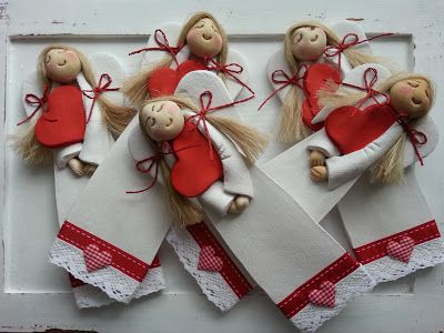 Pasja dekorowania                                                 : Anieliny Mikołajki