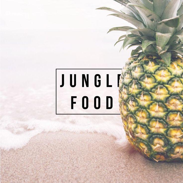 Jungle Food — Medium