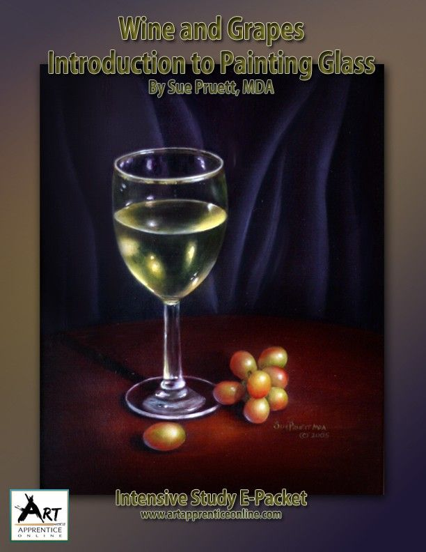 Downloadable painting pattern acrylic wine and grape for How to paint a wine glass with acrylics