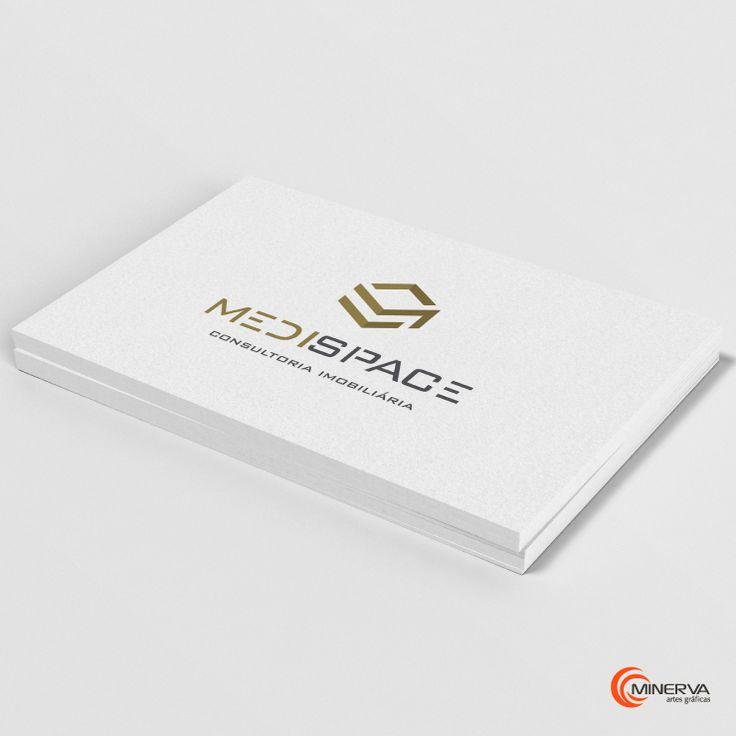 O branding da Medispace destaca-se pelo estilo de rutura e inovação no mercado imobiliário, com uma linguagem gráfica que a posiciona na linha da frente da proatividade e da excelência.